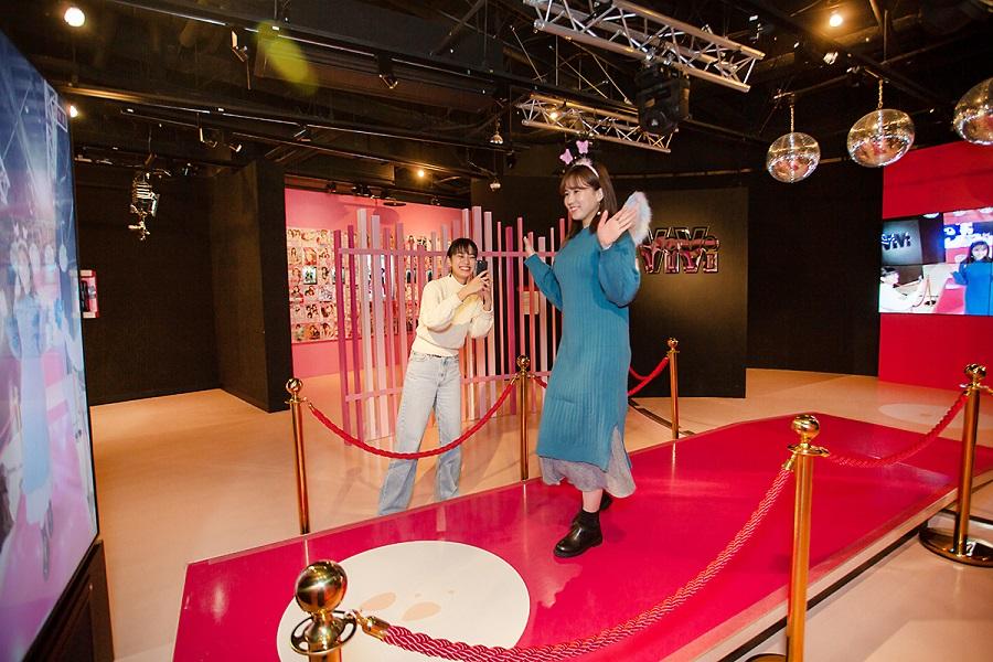 マダム・タッソー東京 ファッションショー