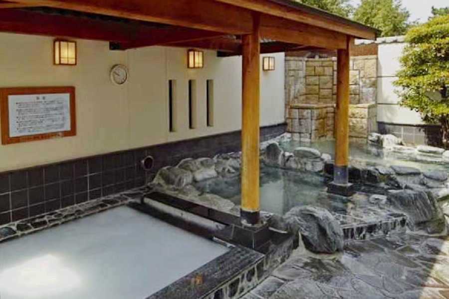 仙川 湯けむりの里 外湯