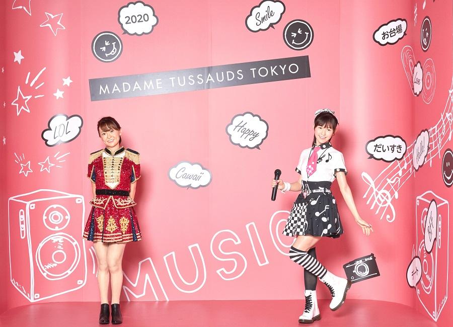 マダム・タッソー東京 AKB48エリア