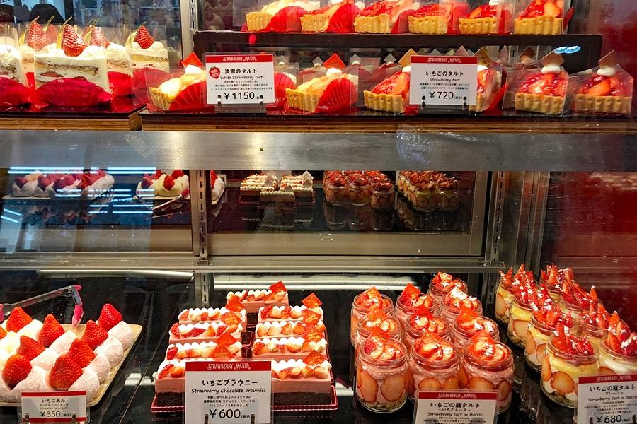 Strawberry Mania 原宿店