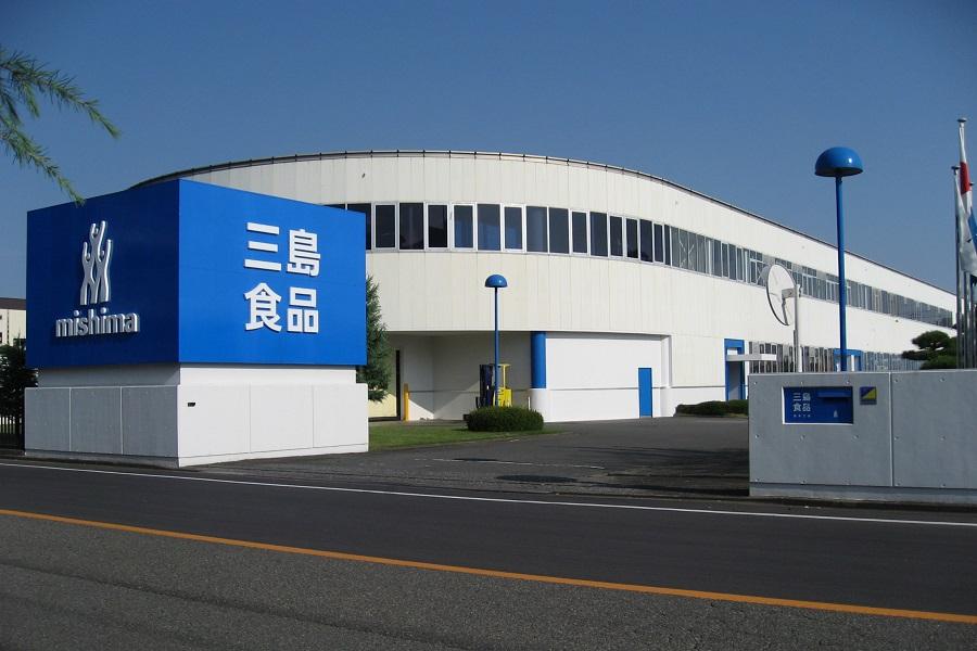 三島食品株式会社関東工場