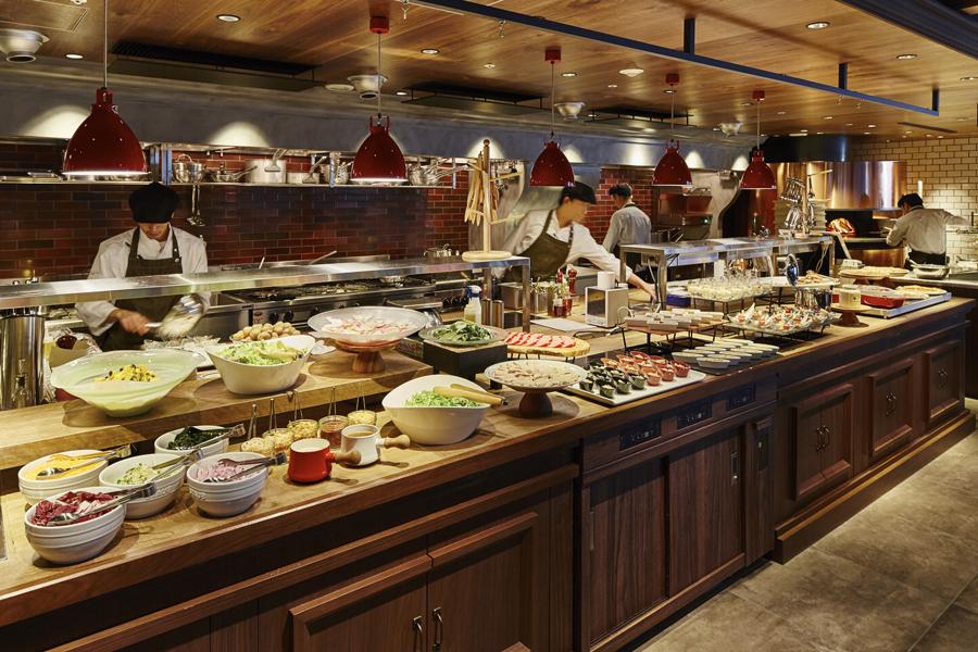 The Kitchen Salvatore Cuomo GINZA