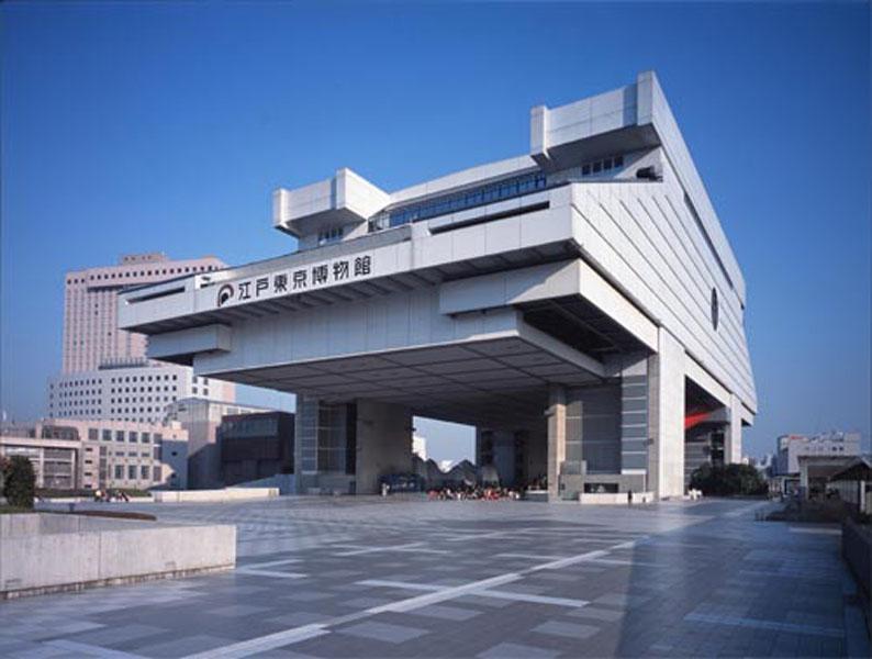東京都江戸東京博物館(両国)