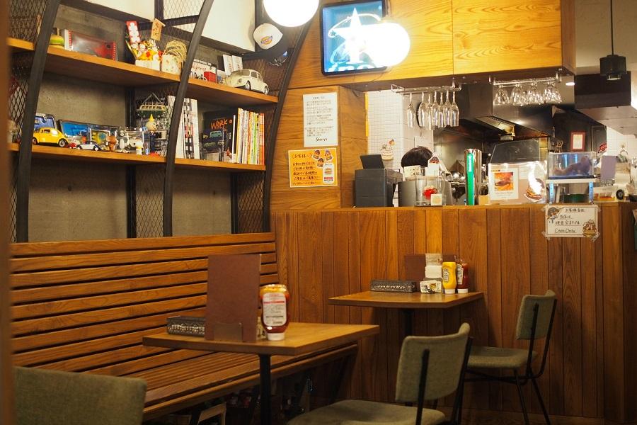 Sherry's Burger Cafe