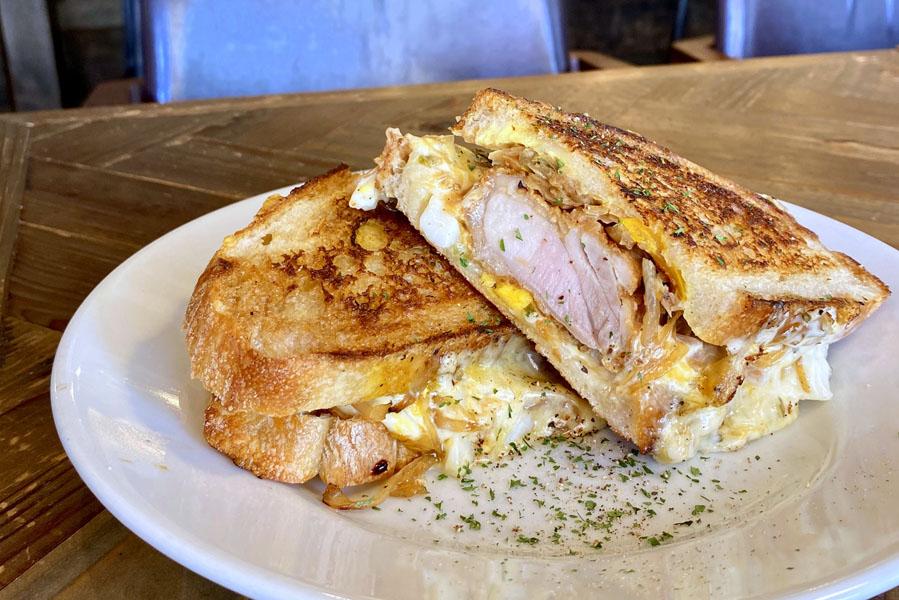 DIG IN Sandwich