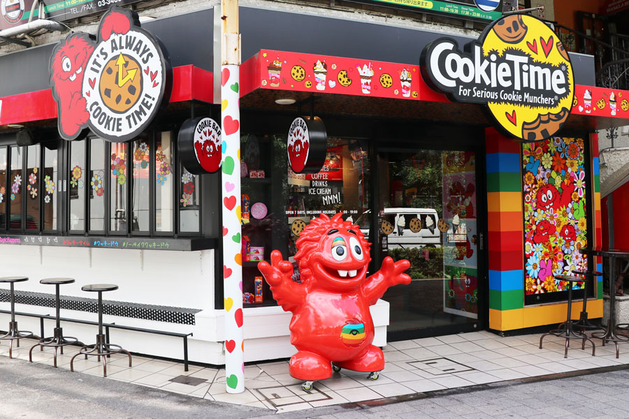 Cookie Time原宿