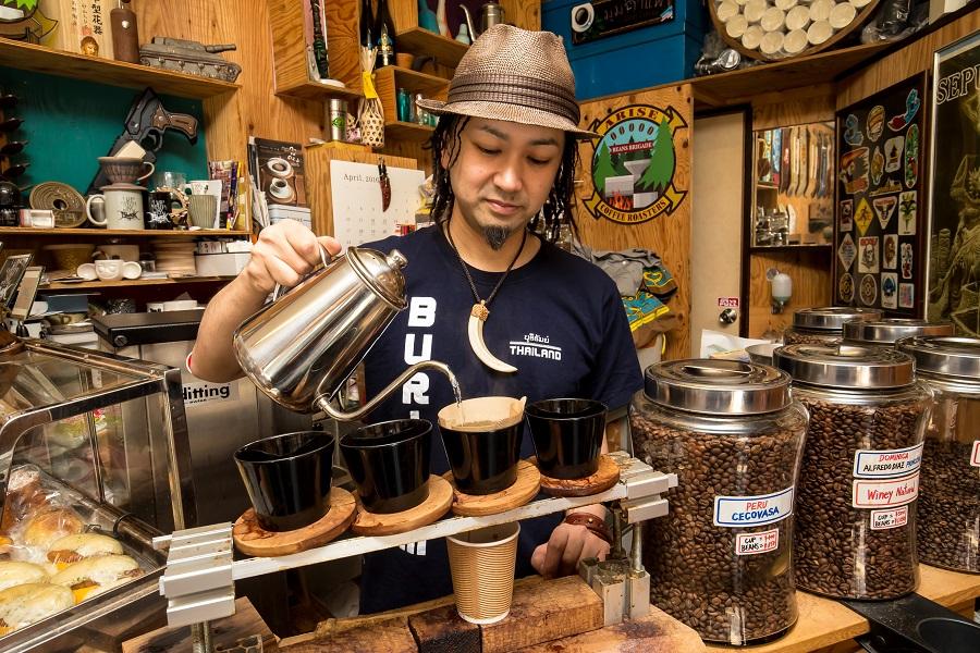 ARiSE COFFEE ROASTERS(アライズコーヒーロースターズ)