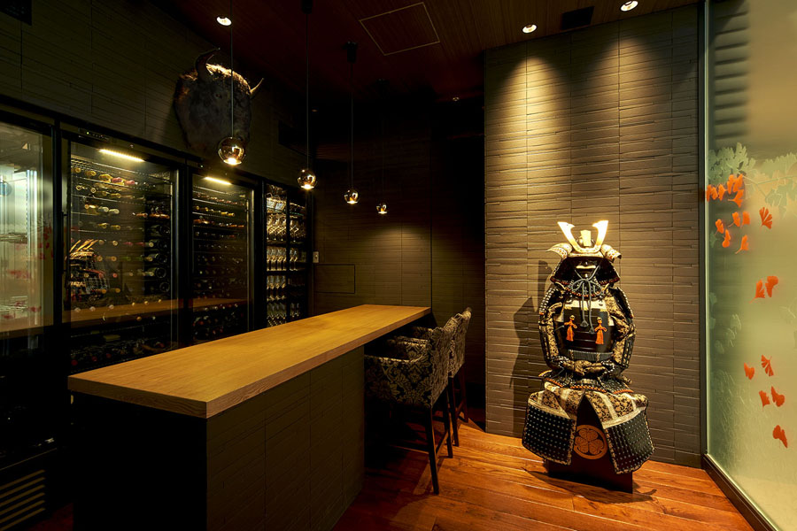 SAMURAI dos Premium Steak House 八重州鉄鋼ビル店
