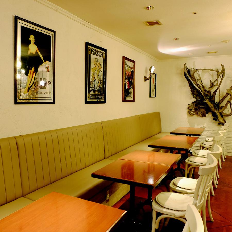 The Neworder Table 渋谷店