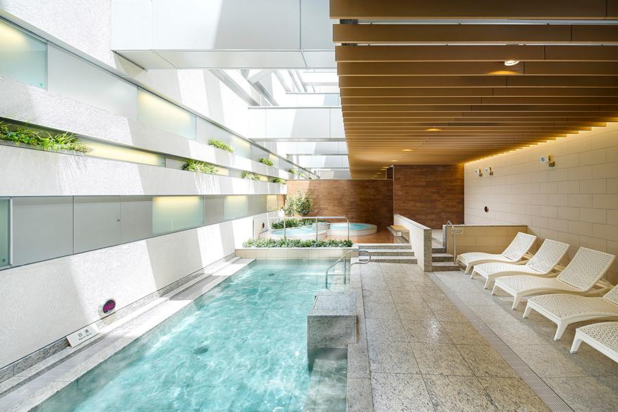 ブランチ温浴施設