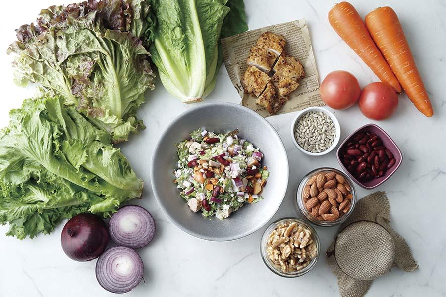 D.I.Y salad & delicatessen