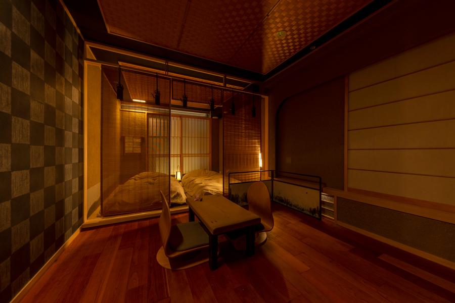 茶室 ryokan asakusa
