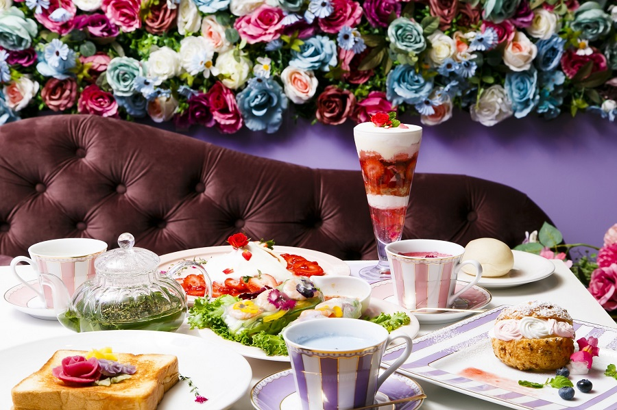 Flower Power Cafe