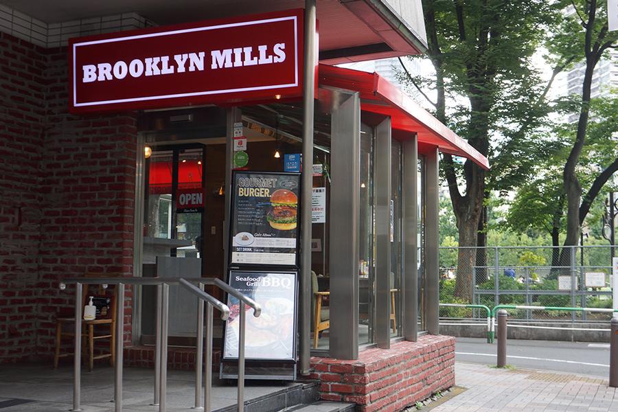BROOKLYN MILLS 南池袋店