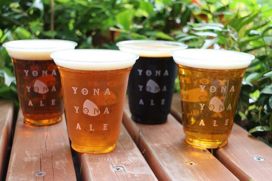 OMOHARA BEER FOREST by YONA YONA BEER WORKS(オモハラビアフォレスト バイ ヨナヨナビアワークス)