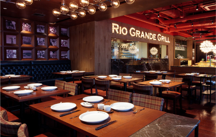 RIO GRANDE GRILL(リオ グランデ グリル)六本木
