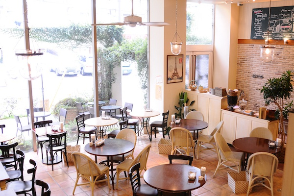 cafe accueil 恵比寿(カフェ アクイーユ エビス)