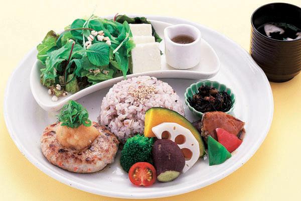 自然食レストラン さんるーむ 渋谷店