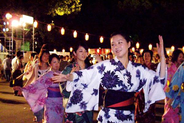 第14回 日比谷公園丸の内音頭盆踊り大会