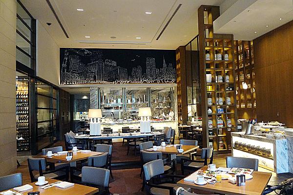 パレスホテル東京の「グランド キッチン」