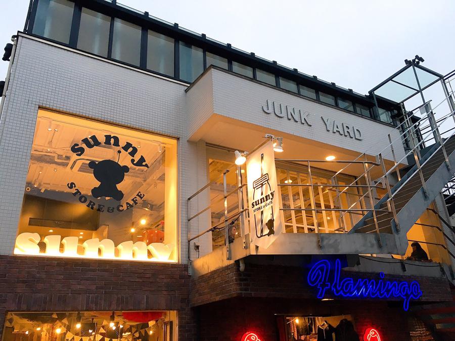 sunny STORE&CAFE(サニー ストアアンドカフェ)