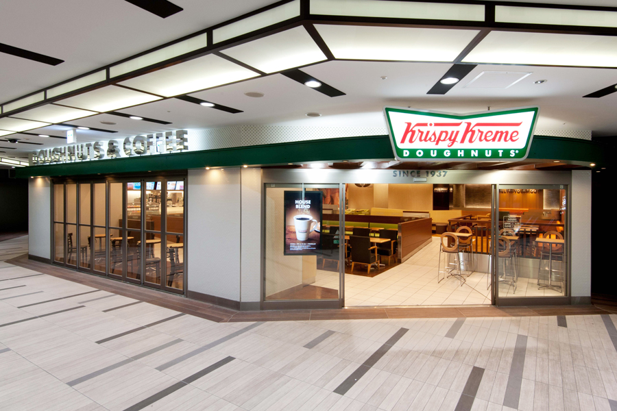 クリスピー・クリーム・ドーナツ渋谷シネタワー店