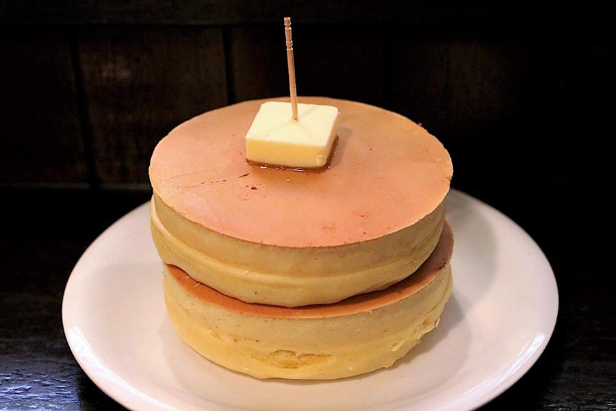 喫茶ニット 「ホットケーキ」1