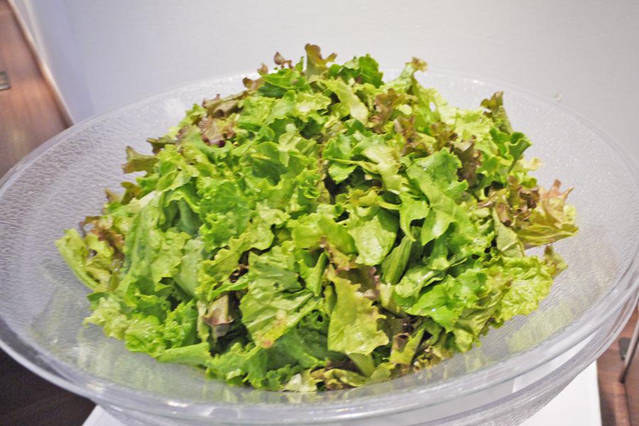 RESTAURANT SAISON サラダ