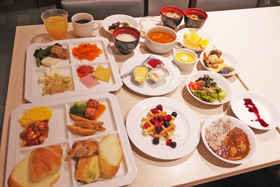 RESTAURANT SAISON 料理