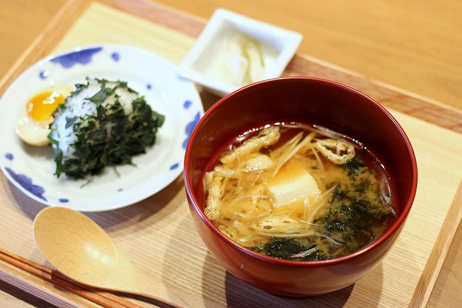 MISOJYU「朝ごはんセット」)