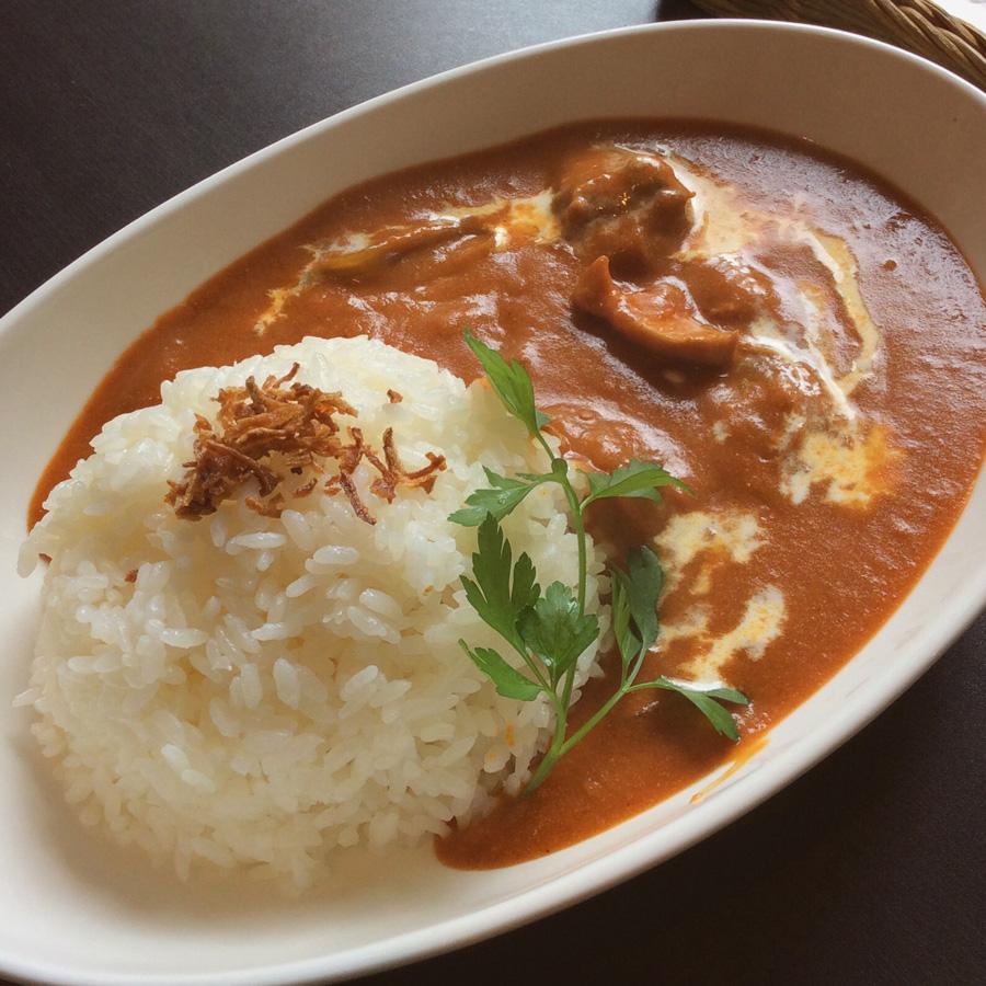 Cafe de 武カレーランチ