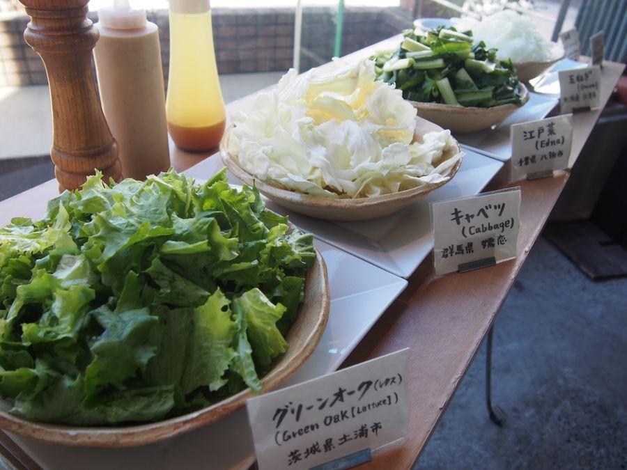 Cuisine de HARUNO 表参道 サラダバー