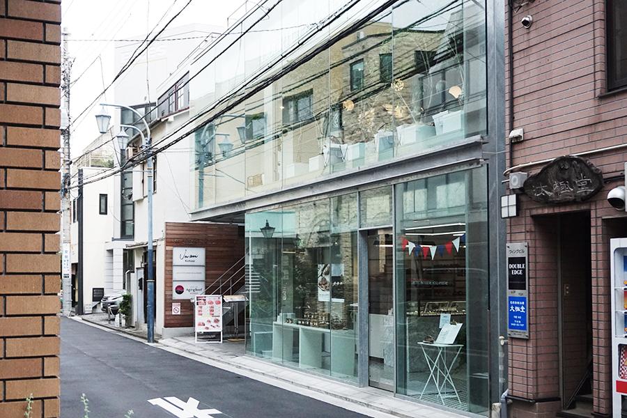 リベルテ・パティスリー・ブーランジェリー 東京本店