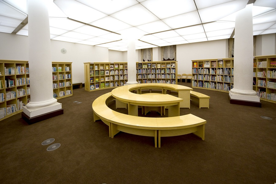 国際子ども図書館 子どもの部屋