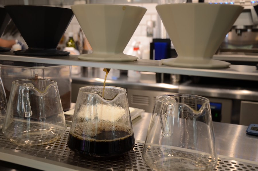 コーヒードロップ