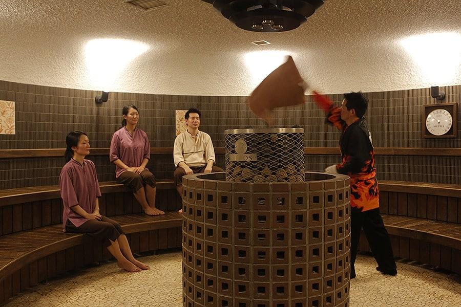 武蔵野天然温泉 なごみの湯