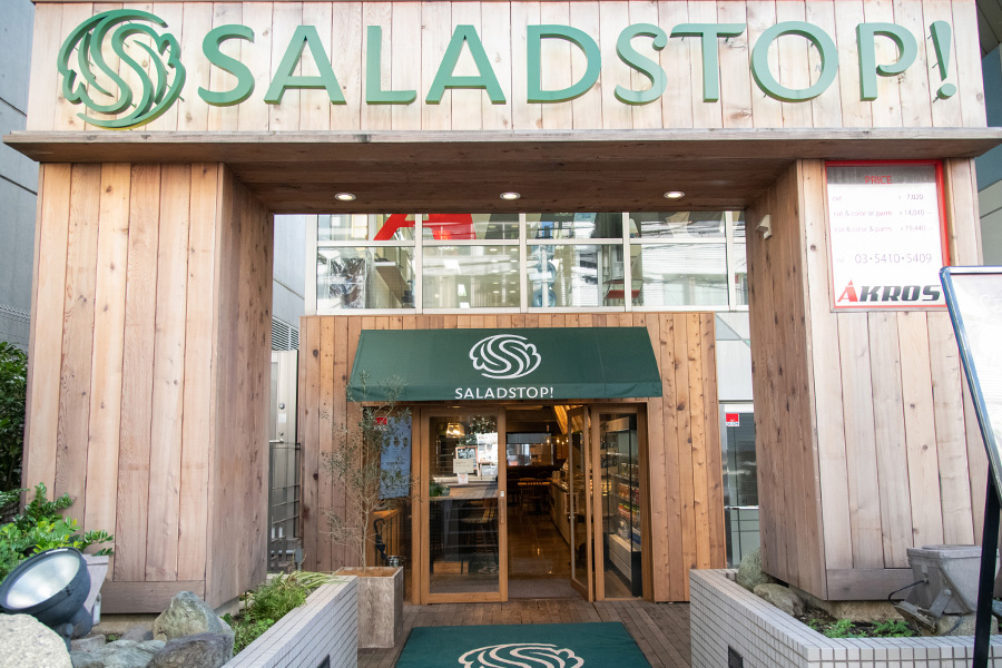 SALADSTOP! 表参道店