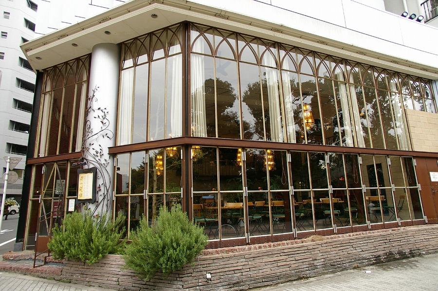 Cafe La Boheme新宿御苑