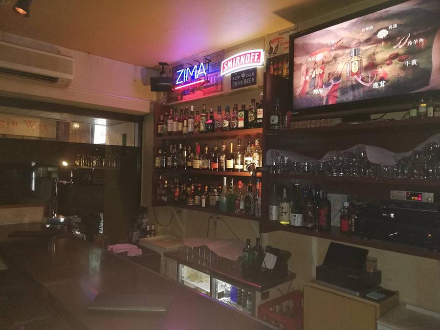 Shot bar NorTh Park