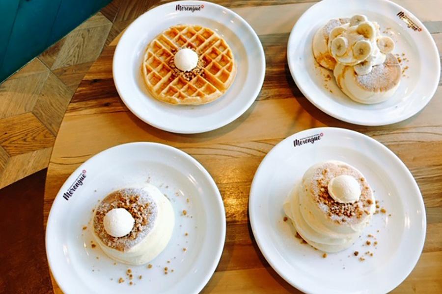 ハワイアンカフェ&レストラン メレンゲ みなとみらい店 フードメニュー