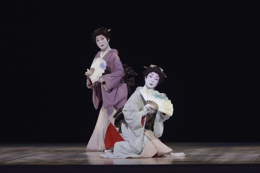 都民芸術フェスティバル・日本舞踊公演1