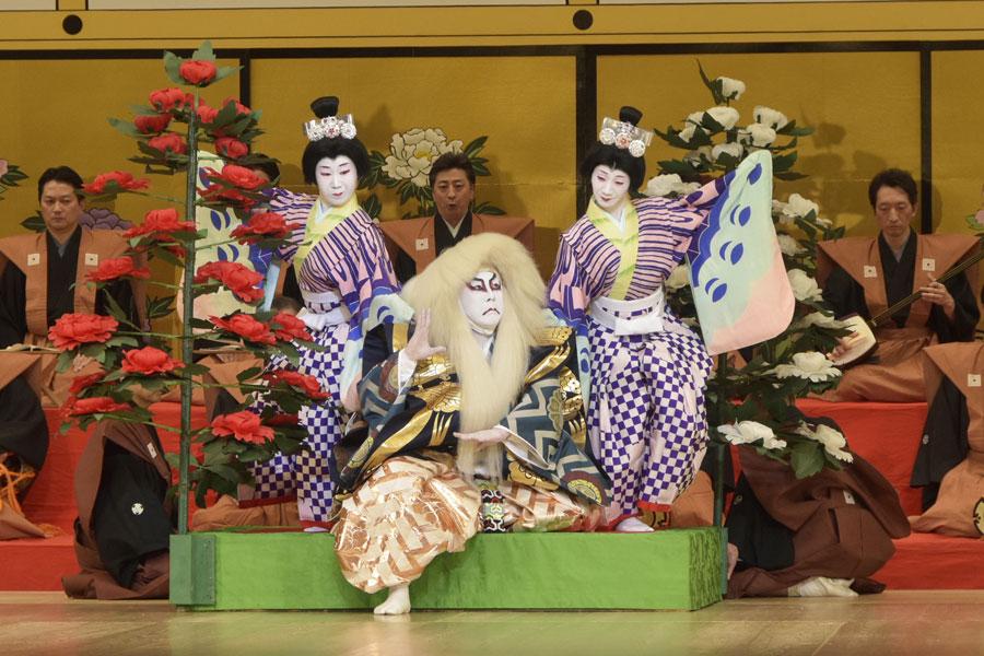 都民芸術フェスティバル・日本舞踊公演2