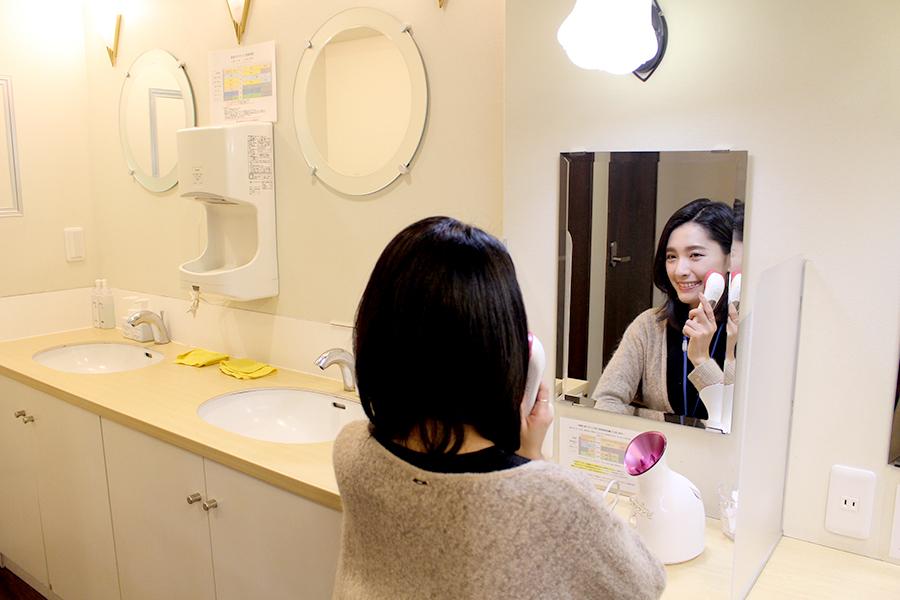 新宿VIPラウンジ 大浴場