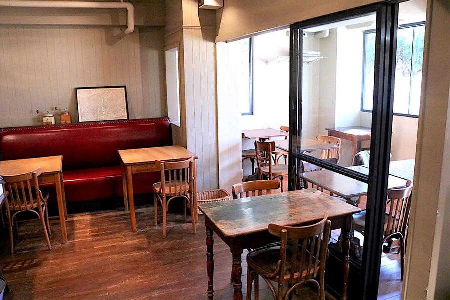 Cafe Lisette カフェスペース