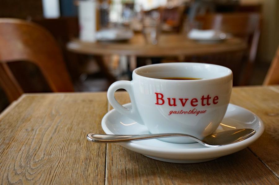 Buvetteコーヒー
