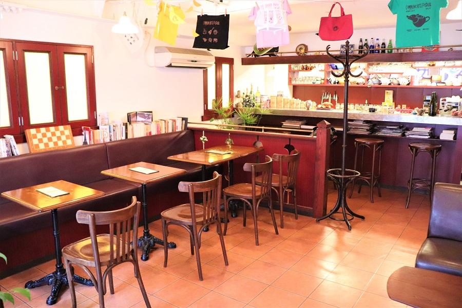 Cafe MIMI 内観