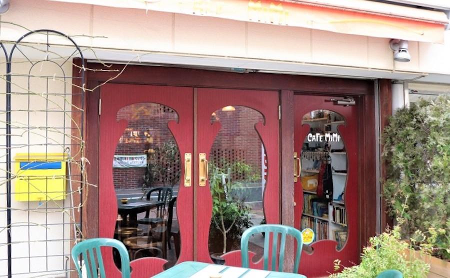 Cafe MIMI 外観