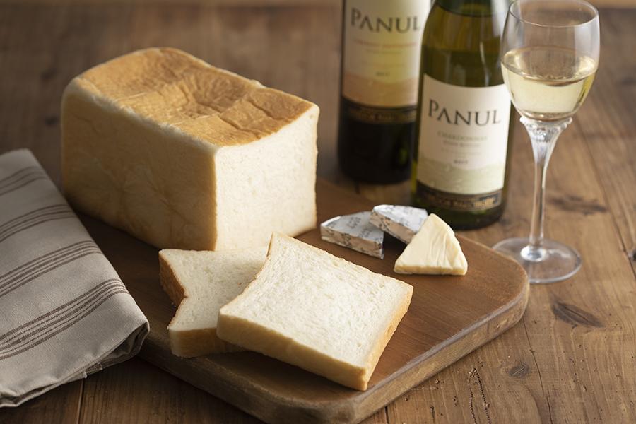 銀座に志かわ 本店 ワインとチーズと食パン