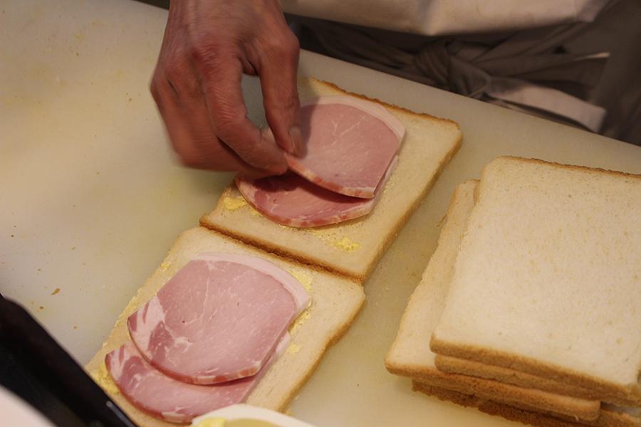 みやざわ サンドイッチ