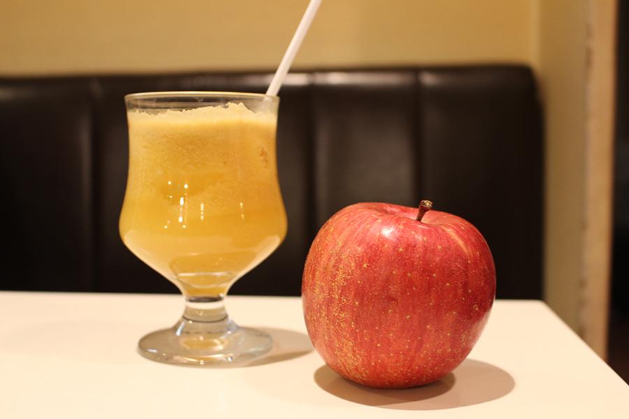 みやざわ 「リンゴジュース」